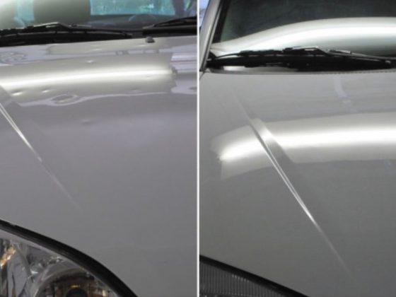 Hail-dent-repair